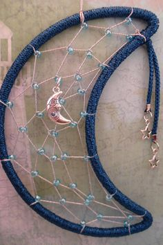 moon dream catcher witch craft