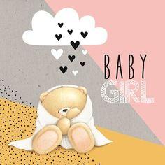 ✿ Forever Friends ✿ Baby Girl ✿ #Hallmark ✿