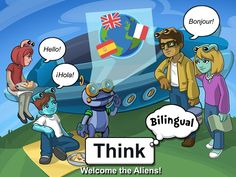 My Languages: Review: Think Bilingual-The First Language Immersion App?