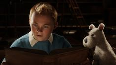 Images For > Tintin Movie Face