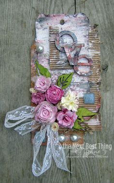 Swirlydoos Monthly Scrapbook Kit Club: Forums / Technique & Project Kits / July Technique Tag