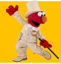 Elmo: The Musical – The Muppet Mindset Elmo The Musical, 2000s Kids Shows, Sesame Street Muppets, Disney Clipart, The Muppet Show, Jim Henson, Heart For Kids, Kermit, Little Red