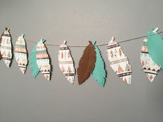 Items similar to Tribal banner, tribal baby shower, tribal birthday, woodland nursery, woodland baby shower on Etsy Arrow Baby Shower, Tribal Baby Shower, Woodland Baby, Woodland Nursery, Tribal Theme, Accessoires Photo, Shower Banners, Wild Ones, Baby Boy Shower