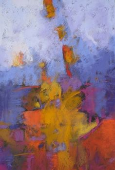Contemporary Abstract Pastels by Debora L. Stewart on Behance