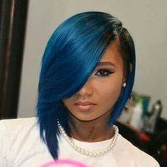 2019 Trendy Bob Hairstyles For Black Girls Trendy bob hairstyles for black girls. Bob hairstyles are cool, versatile, innovative and easy to maintain. Today you have plenty of techniques and various styles of Bob hairstyles. Layered Bob Hairstyles, 2015 Hairstyles, Black Women Hairstyles, Weave Hairstyles, Gorgeous Hairstyles, African Hairstyles, Volume Hairstyles, Girl Hairstyles, Natural Hair Styles