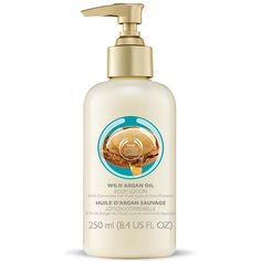 Wild Argan Oil Body Lotion | The Body Shop ®