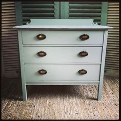 Vintage Chest of Drawers for all your treasured clothes Boutique & Online  #vintagefurniture #vintagefinds #upcycling #recycling #sussex