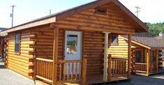 Cheap Log Cabin Kits Between $5k And $15k