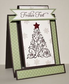 Stempel-Exempel: Weihnachten
