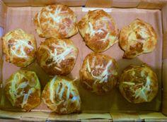 Peegee hydatoon: Gougères ja jogurttipommi