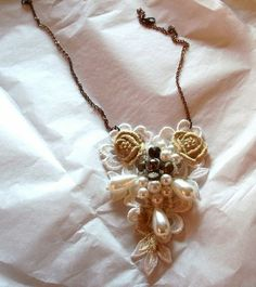 Pretty Necklace by Cloud9