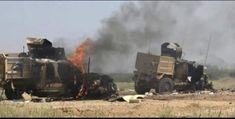"""عــــــــاجل : مليشيا الحوثي تنشر صور لمدرعات عسكرية تابعة لـطارق صالح وهي تحترق في اول معركة بينهما (شاهد)  عــــــــاجل : مليشيا الحوثي تنشر صور لمدرعات عسكرية تابعة لـطارق صالح وهي تحترق في اول معركة بينهما (شاهد)  April 19th 11:05pmApril 19th 11:21pm  ناس تايمزالمصدر : موقع ناس تايمز  آخر الأخبار  نشر الاعلام الحربي التابع لمليشيا الحوثي صور رصدها """"ناس تايمز"""" وقال اعلام المليشيا انها لمدرعات عسكرية تابعة لـ""""طارق صالح"""" وهي تحترق اثناء صد هجوم لقواته جنوب شرق وشرق وشمال معسكر خالد وجنوب…"""