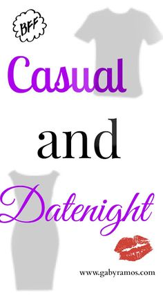 Beauty By Gaby: AMI Clubwear-Casual and Datenight