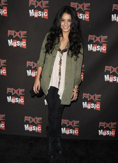 Im obsessed with Vanessa Hudgens style. http://v.downjackettoparea.com Cannadagoose JACKETS is on clearance sale, the world lowest price. --The best Christmas gift $169
