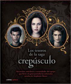 Los Tesoros De La Saga Crepúsculo Musica Y Cine l.Cupula: Amazon.es: Robert…