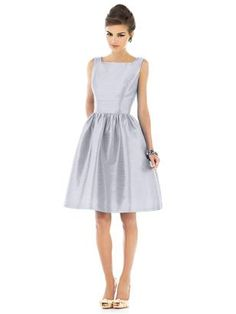 classic bridesmaid dress and I really like this style for your 'someday' wedding.
