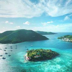 #Repost @lemonandlima  Birds Eye View via @erubes1  x #LEMONANDLIMASWIM . . . . #britishvirginislands #bvi #tortola #instagood #photooftheday #travel #summer #caribbean #love