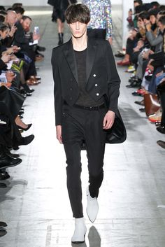 Costume National Fall 2015 Menswear Collection Photos - Vogue