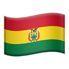 flag of bolivia (plurinational state of)
