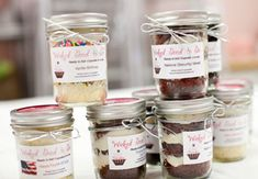 Wicked Good To Go Cupcakes in Jars