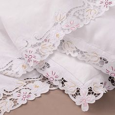 ༺✿༻Cutwork Embroidery