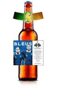 #cerveza La cerveza del mundial, apoya la selección de fútbol, personaliza las…