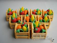 Caixa Legumes