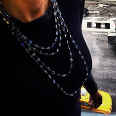 MAD by Madstone Moonstone Layering Necklaces