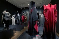 Kostuums van Der Ring Des Nibelungen. Prachtig! Nog tot 19 oktober 2014 te zien in Het Stedelijk Museum