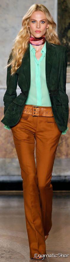 Emilio Pucci Spring Summer 2015 Ready-To-Wear