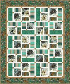 Hoffman Fabrics: Bellisima -