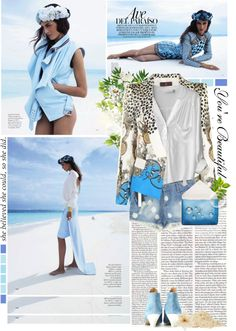 """Seaside with Dresslily!!"" by anitalolonga on Polyvore"