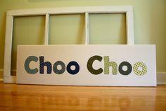 Choo Choo!  violetteletters@hotmail.com