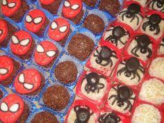 Festa Infantil - Tema : Homem Aranha