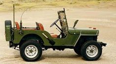 1946 Willys Jeep | 1954