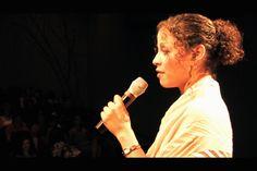 Homecoming: Julia singing