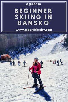 Guide to beginner skiing in Bansko