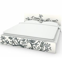 Birds in the tree | Customize your IKEA furniture | Mykea