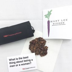 Our #Glutenfree cookies are almost gone at the #tedxpasadenawomen event! Make sure to start placing your orders for the holidays! E-mail is at sales@maryleekitchen.com for more info! #maryleekitchen