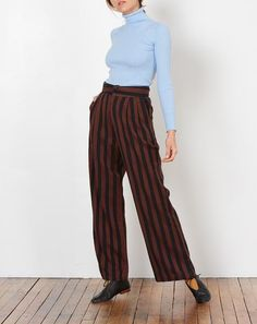 Ace & Jig Kate Trouser in Outlaw