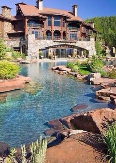 Would love a lazy river!!