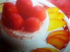 un mondo di ricette: gelato all'anguria