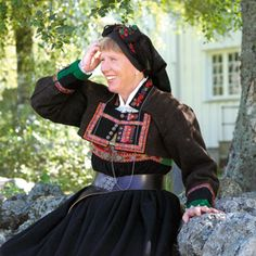 Hello all, This is the second part of my overview of the costumes of Norway. This will cover the central row of provinces in Eastern N. Folk Costume, Costumes, Norwegian Clothing, Heartland, Norway, American Girl, Embroidery, Outfits, Clothes
