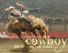 rodeo - garth brooks