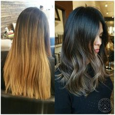 TRANSFORMATION: Fall Dimension | Modern Salon