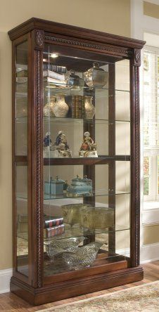 Tips On Choosing The Perfect Curio Cabinet For Your Home
