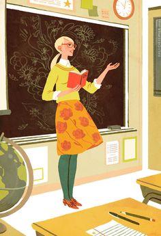 Kali Ciesemier.   http://kalidraws.blogspot.com/