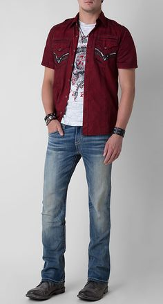 Ride On - Men's Outfits | Buckle