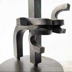 #forged #sculpture #markpuigmarti - mark puigmarti