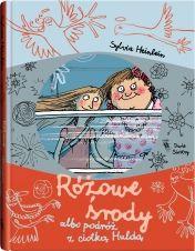 Różowe środy albo podróż z ciotką Huldą - Ryms - kwartalnik o książkach dla dzieci i młodzieży